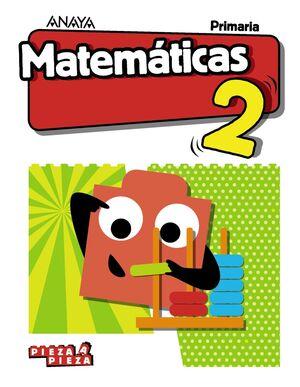 MATEMÁTICAS 2.