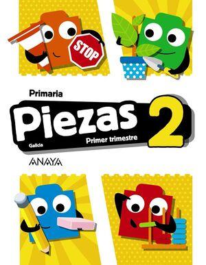 PIEZAS 2. PRIMER TRIMESTRE.