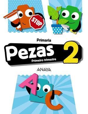 PEZAS 2. PRIMEIRO TRIMESTRE.