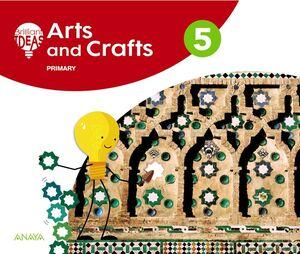 ARTS AND CRAFTS 5. PUPIL'S BOOK + PORTFOLIO