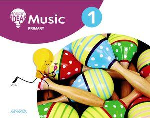 MUSIC 1. PUPIL'S BOOK