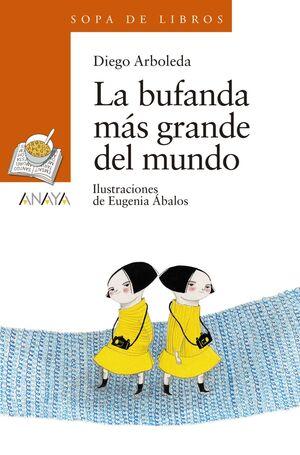 LA BUFANDA MÁS GRANDE DEL MUNDO