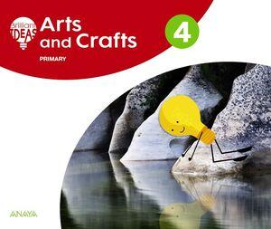 ARTS AND CRAFTS 4. PUPIL'S BOOK + PORTFOLIO