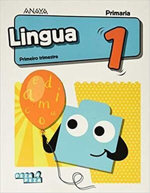 LINGUA 1. + ESCRIBO BEN.