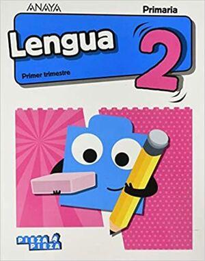 LENGUA 2. + LEO Y COMPRENDO.