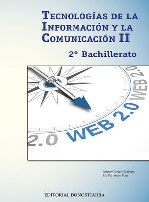 TECNOLOGÍAS DE LA INFORMACIÓN Y COMUNICACIÓN II 2ºBACHILLERATO