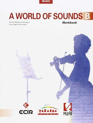 A WORLD OF SOUNDS B WORKBOOK