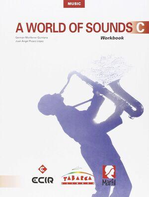 A WORLD OF SOUNDS C WORKBOOK