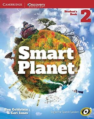 SMART PLANET LEVEL 2 STUDENT'S BOOK WITH DVD-ROM