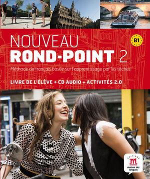 NOVEAU ROND POINT 3  LIVRE DE L'ÉLÈVE