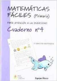 MATEMÁTICAS FÁCILES 4