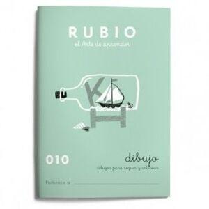 CUADERNO RUBIO A5 ESCRITURA Nº 010