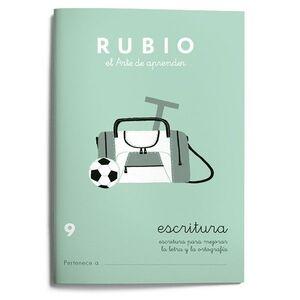 CUADERNO RUBIO A5 ESCRITURA Nº 9