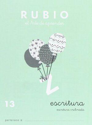 CUADERNO RUBIO A5 ESCRITURA Nº 13