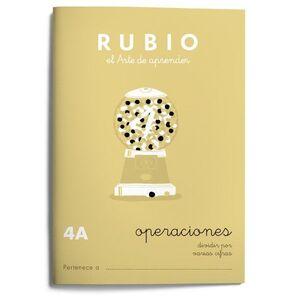CUADERNO RUBIO A5 PROBLEMAS Nº 4A