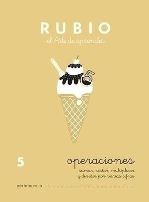CUADERNO RUBIO A5 PROBLEMAS Nº 5