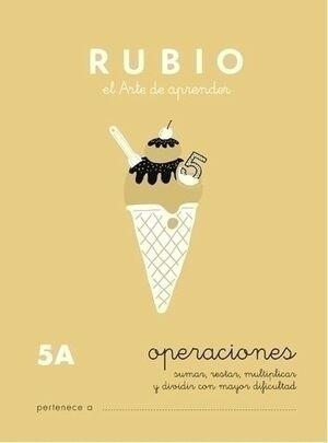 CUADERNO RUBIO A5 PROBLEMAS Nº 5A