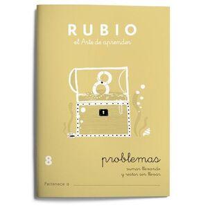 CUADERNO RUBIO A5 PROBLEMAS Nº 8