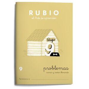CUADERNO RUBIO A5 PROBLEMAS Nº 9