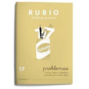 CUADERNO RUBIO A5 PROBLEMAS Nº 17