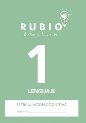 CUADERNO RUBIO A4 ESTIMULACION COGNITIVA LENGUAJE 1