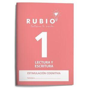 CUADERNO RUBIO A4 ESTIMULACION COGNITIVA LECTURA 1