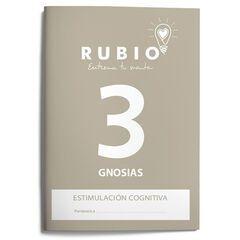 CUADERNO RUBIO A4 ESTIMULACION COGNITIVA GNOSIAS Nº 3