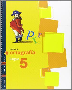 CADERNO 5 DE ORTOGRAFIA LINGUA PRIMARIA