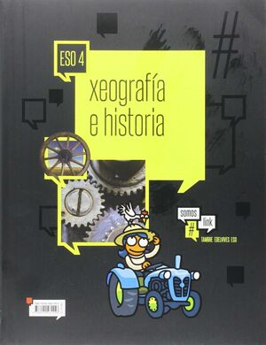 XEOGRAFÍA E HISTORIA 4 ESO