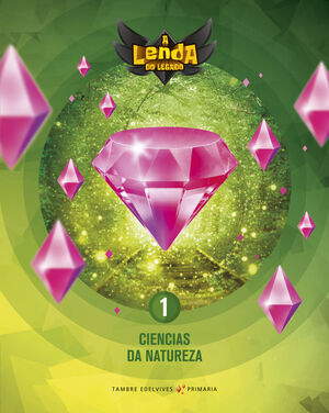 A LENDA DO LEGADO - CIENCIAS DA NATUREZA 1