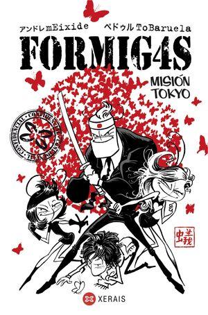 FORMIG4S. MISIÓN TOKYO