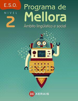 PROGRAMA DE MELLORA. ÁMBITO LINGÜÍSTICO E SOCIAL. NIVEL 2