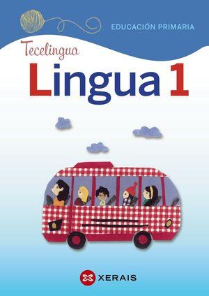 LINGUA 1 EDUCACIÓN PRIMARIA. PROXECTO TECELINGUA (2018)