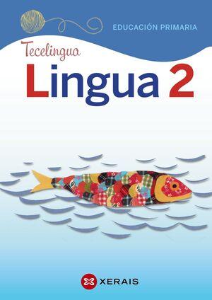 LINGUA 2 EDUCACIÓN PRIMARIA. PROXECTO TECELINGUA (2018)