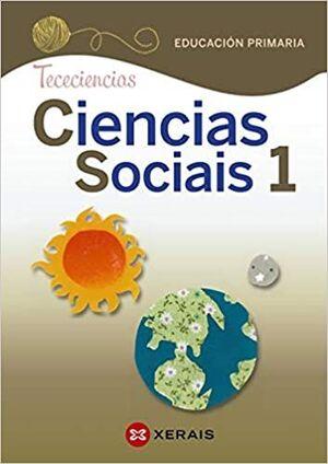 CIENCIAS SOCIAIS 1ºPRIMARIA. TECECIENCIAS