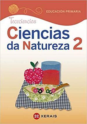 CIENCIAS DA NATUREZA 2ºPRIMARIA. TECECIENCIAS. GALICIA