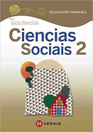 CIENCIAS SOCIAIS 2ºPRIMARIA. TECECIENCIAS. GALICIA