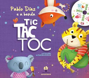TIC,TAC,TOC (CON CD)