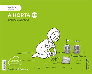 CANTO SABEMOS NIVEL 3 A HORTA 3.0