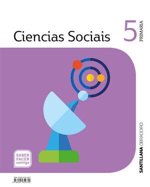 CIENCIAS SOCIAIS 5 PRIMARIA SABER FACER CONTIGO