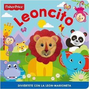 LIBRO MARIONETA- LEONCITO- FISHER PRICE