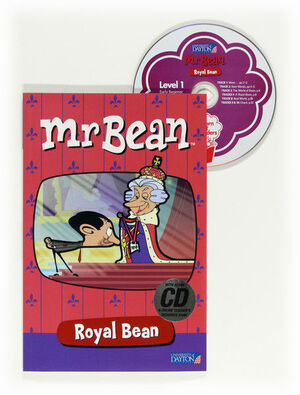 MR BEAN, ROYAL BEAN. READERS LEVEL 1