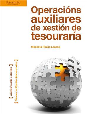 OPERACIÓNS AUXILIARES DE XESTIÓN DE TESOURARÍA