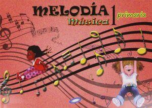 MÚSICA 1º EP MEC MELODÍA 2014