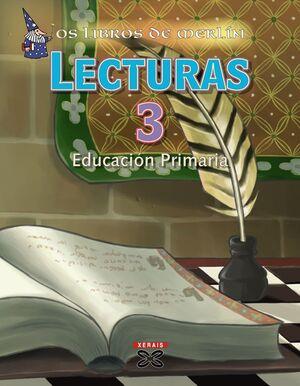 OS LIBROS DE MERLÍN. LECTURAS 3. EDUCACIÓN PRIMARIA