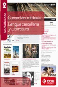 LENGUA CASTELLANA Y LITERATURA 2º BACHILLERATO / 2009