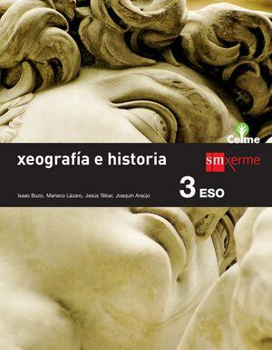 XEOGRAFÍA E HISTORIA. 3 ESO. CELME
