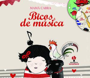 BICOS DE MUSICA (CON CD,DVD)