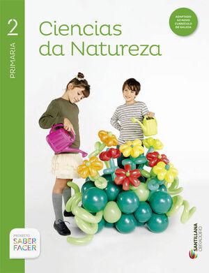 CIENCIAS DA NATUREZA 2 PRIMARIA SABER FACER