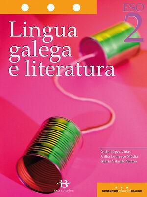 LINGUA GALEGA E LITERATURA 2º ESO. LOMCE